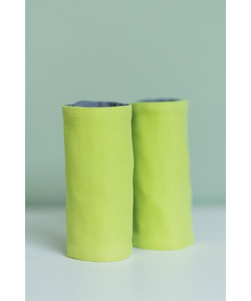 Teething Pads ISARA lime