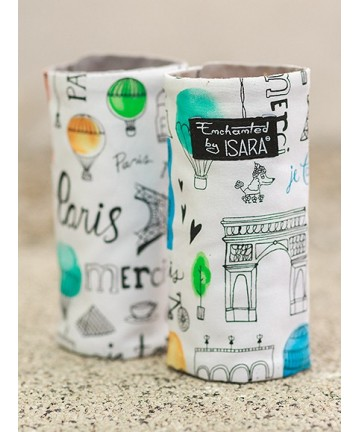 ISARA Teethinh Pads CHIC in Paris