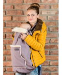 Isara Winter Cover - Taupe