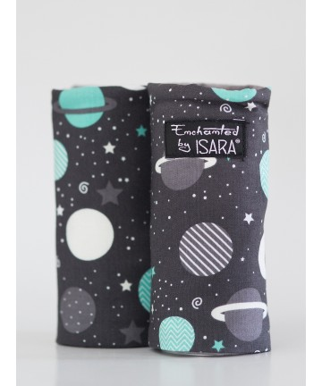 Isara Teething Pads - Space Odyssey